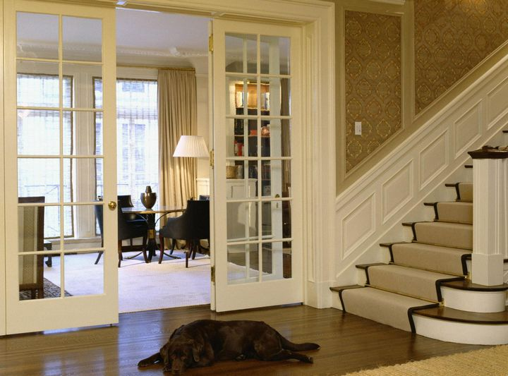 Дизайн коридору на другому поверсі в приватному будинку: фото, описи, стилі інтер'єру (55 фото)